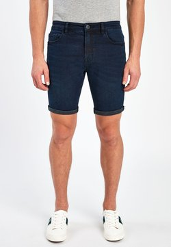 Next - Jeans Shorts - dark blue
