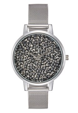 Even&Odd - Uhr - silver-coloured
