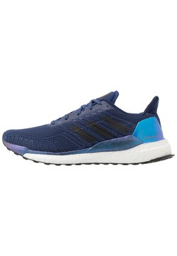 adidas Performance - SOLAR BOOST 19 - Zapatillas de running neutras - tech indigo/dash grey/solar red