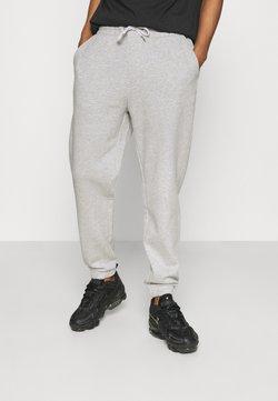 YOURTURN - UNISEX - Jogginghose - mottled light grey