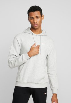 Fila - EDISON HOODY - Sweat à capuche - light grey melange