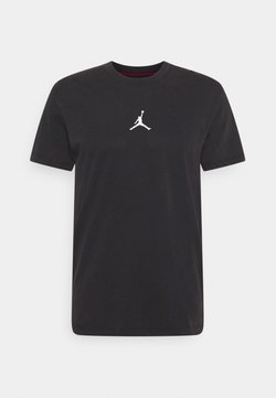 Jordan - DRY AIR - T-Shirt basic - black/white