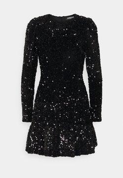 Fashion Union - FIONA - Cocktailkjoler / festkjoler - black