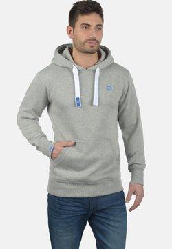 Solid - BENN - Sweat à capuche - light grey melange