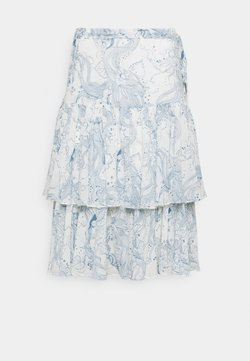 See by Chloé - A-Linien-Rock - white/blue