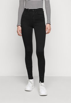ONLY Tall - ONLROYAL HIGH - Jeans Skinny Fit - black