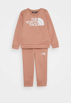 The North Face - TODD SURGENT CREW SET - Trainingsanzug - pink clay