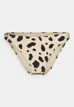 NA-KD - HIGH CUT PANTY - Bikini-Hose - brown