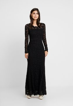 Rosemunde - DRESS LS - Ballkleid - black