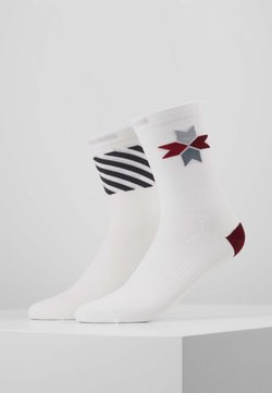 Craft - SPECIALISTE COOL BIKE SOCK - Sportsocken - white/hickory