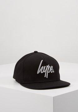 Hype - CAP - REFLECTIVE SCRIPT - Lippalakki - black