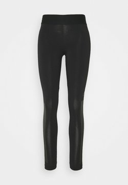 adidas Performance - GLAM - Legginsy - black