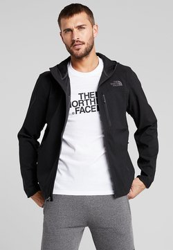 The North Face - NIMBLE HOODIE - Outdoorjacke - black