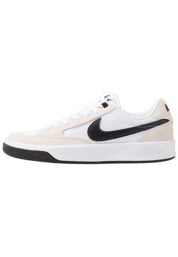 Nike SB - ADVERSARY - Skate shoes - white/black
