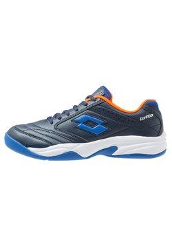 Lotto - COURT LOGO 8 ID - Tennisschoenen voor tapijtbanen - blue