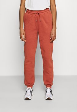 Monki - KARDI PANTS - Jogginghose - orange
