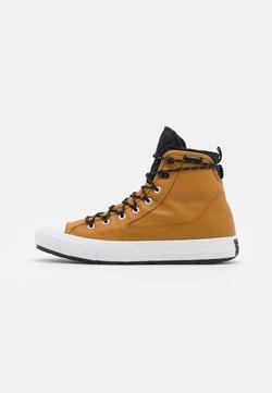 Converse - CHUCK TAYLOR ALL STAR ALL TERRAIN UNISEX - Zapatillas altas - wheat/white/black