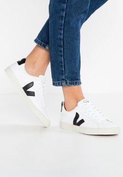 Veja - ESPLAR LOGO - Sneakersy niskie - extra white/black