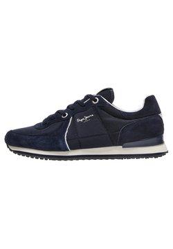 Pepe Jeans - TINKER CITY - Oksfordki - azul marino