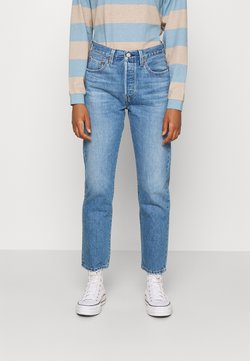 Levi's® - 501® CROP - Jeans slim fit - athens day to day