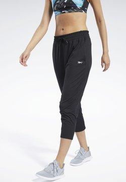 Reebok - Pantalones deportivos - black
