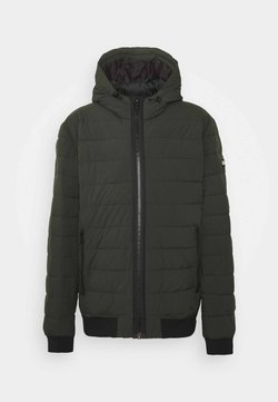 DKNY - PACKABLE AND PUFFERS - Winterjacke - dark olive