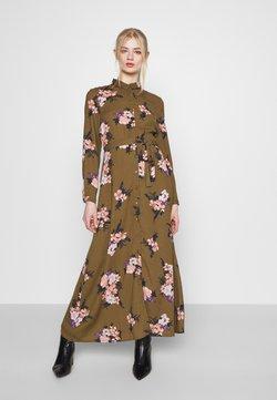 Vero Moda - VMNEWALLIE DRESS  - Maxikleid - beech