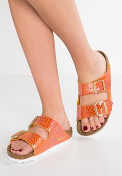 Birkenstock - ARIZONA - Pantolette flach - shiny orange