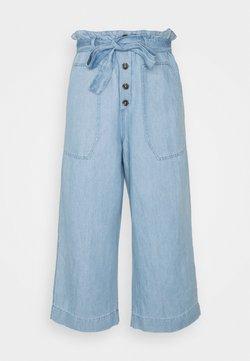 Esprit - Trousers - blue light wash