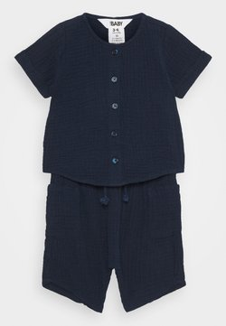Cotton On - BUNDLE MIKE SHIRT JORDAN SET - Shorts - navy