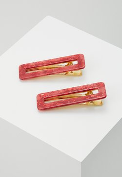Valet Studio - DILLONE 2 PACK - Haar-Styling-Accessoires - red