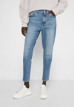 DL1961 - BELLA: HIGH RISE VINTAGE - Jeansy Slim Fit - canal