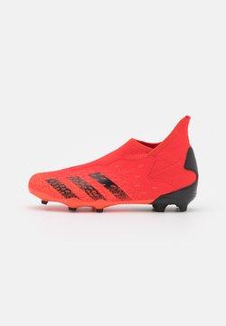 adidas Performance - PREDATOR FREAK .3 LL FG UNISEX - Botas de fútbol con tacos - red