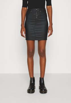 ONLY - ONLROYAL - Minijupe - black