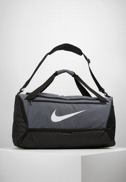 Nike Performance - DUFF - Sporttasche - flint grey/black/white