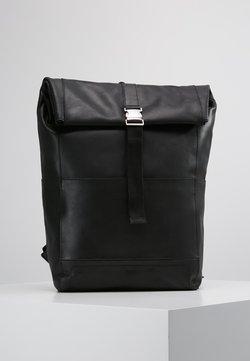 KIOMI - LEATHER - Reppu - black