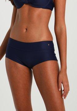 s.Oliver - HOTPANTS  - Bikinibroekje - navy