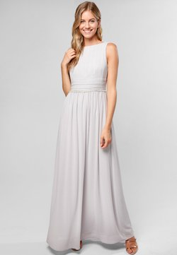 Young Couture by Barbara Schwarzer - DRESS LONG - Maxi-jurk - silver