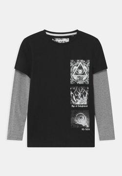 Re-Gen - Långärmad tröja - black