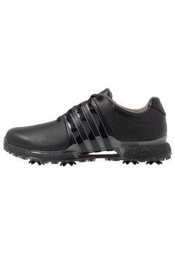 adidas Golf - TOUR360 XT - Golfkengät - iron metallic/core black/black pack