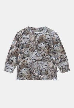 Molo - ELOY UNISEX - Camiseta de manga larga - grey