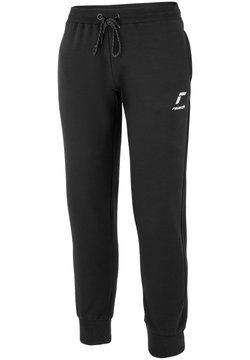 Reusch - Jogginghose -  black/white