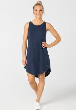 super.natural - Jerseykleid - blau