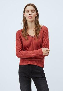 Pepe Jeans - LUCY - Camiseta de manga larga - tibetan red
