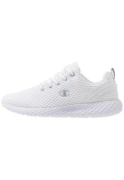Champion - LOW CUT SHOE SPRINT - Zapatillas de running neutras - white
