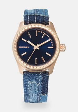 Diesel - KRAY KRAY SERIES - Montre - denim