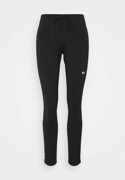 Nike Performance - Legging - black/reflective silver