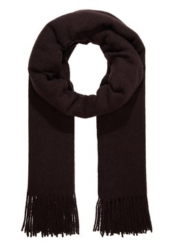 Pieces - PCJIRA SCARF - Schal - chocolate plum
