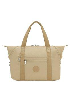 Kipling - ART M - Shopper - cool beige basic eeevated