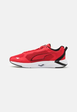 Puma - MINIMA UNISEX - Neutral running shoes - high risk red/black